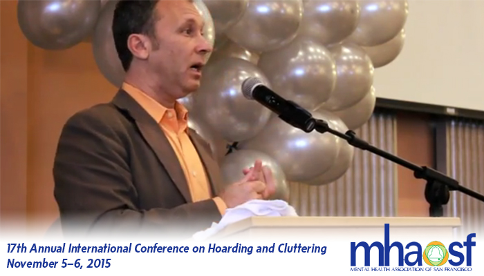 17th Annual International Conference on Hoarding and Cluttering